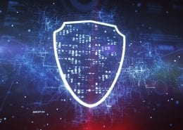 Security Shield Concept